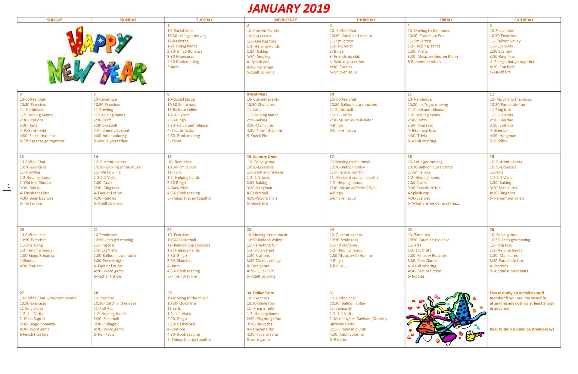 norwich events calendar