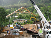Wood Truss Specialist in Hawaii