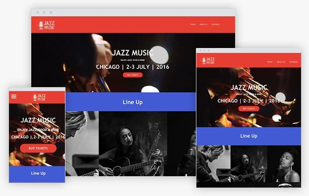 Click to open Jazz Festival