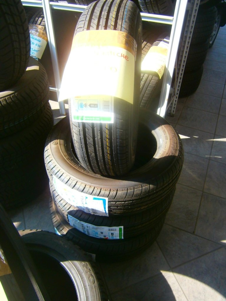 gomme nuove keter termiche 175/65R15