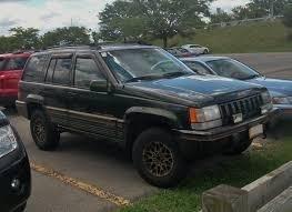 pezzi di ricambio usati jeep grand cherokee del 1995