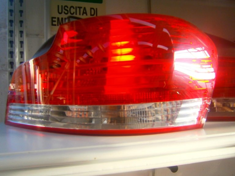 stop usato bmw coupe serie 1 (modello B)