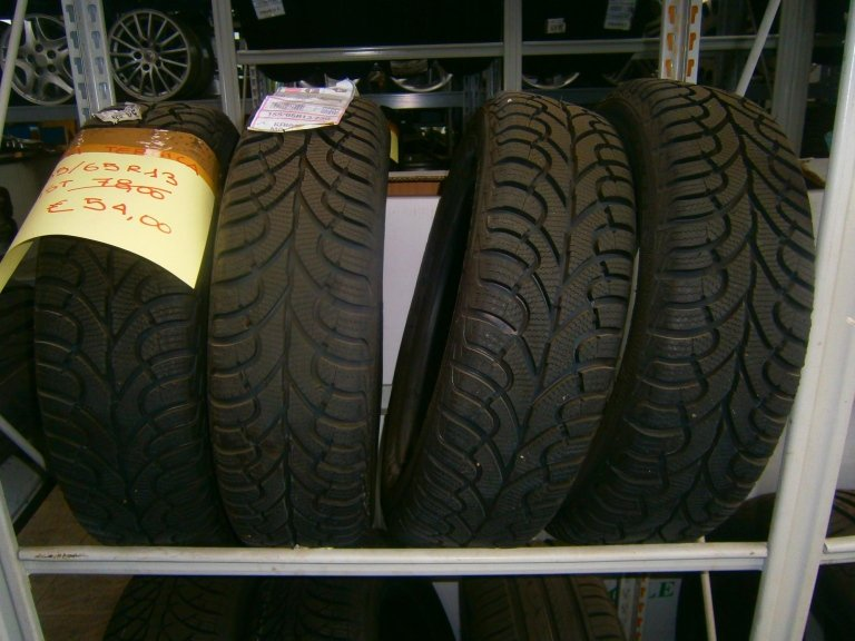 gomme nuove fulda 155/65R13