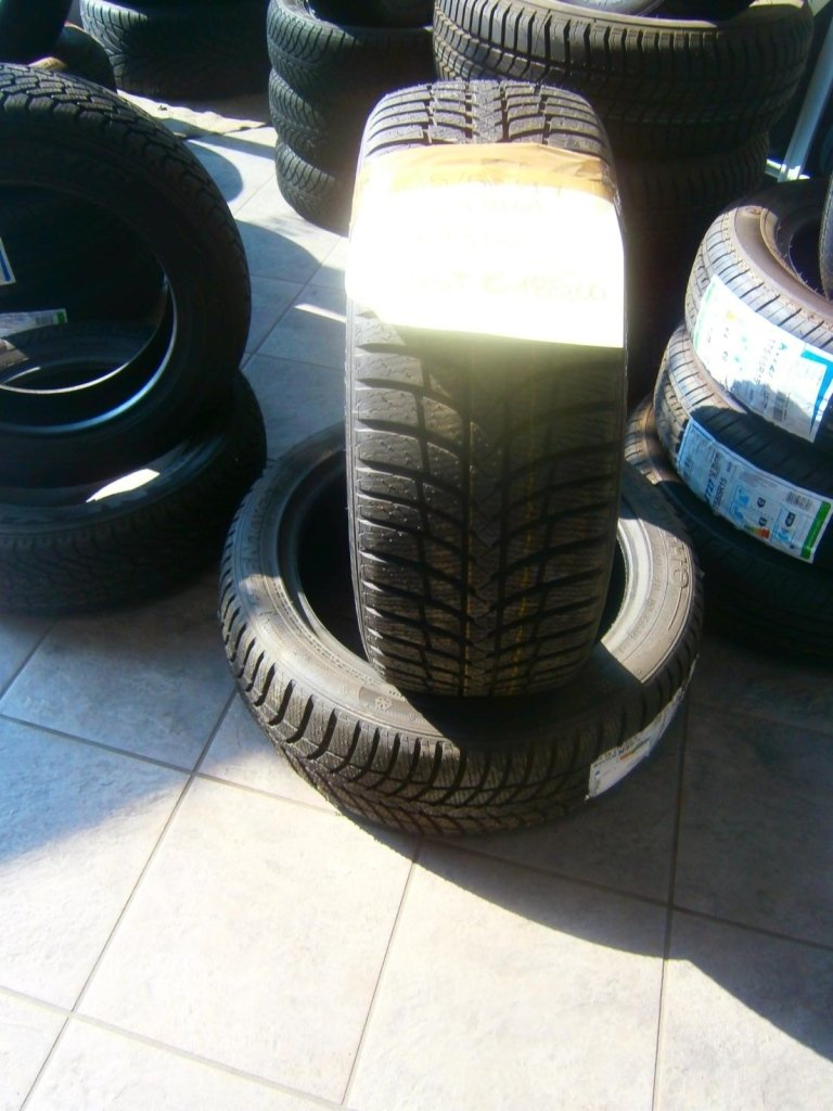 gomme nuove kumho termiche 215/50R17