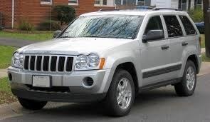 pezzi di ricambio usati jeep grand cherokee del 2007