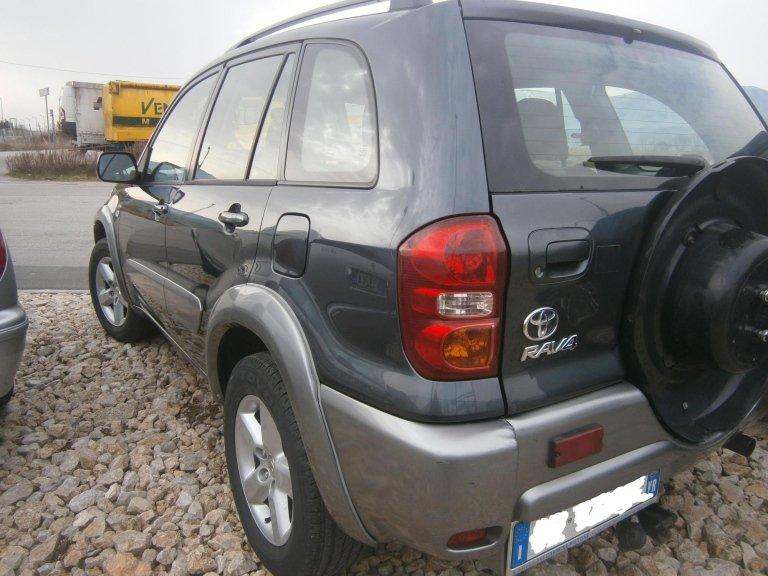 toyota rav 4 diesel 5 porte