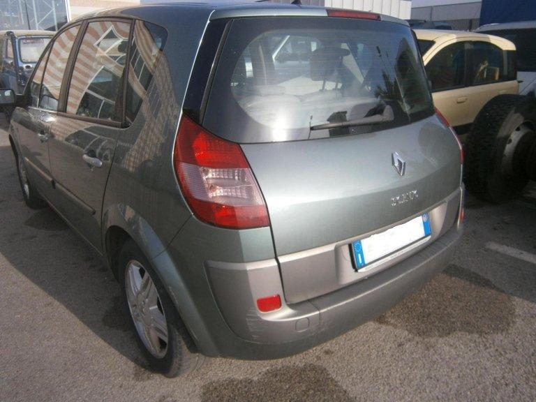 renault scenic del 2004 1.9 diesel lato posteriore sx