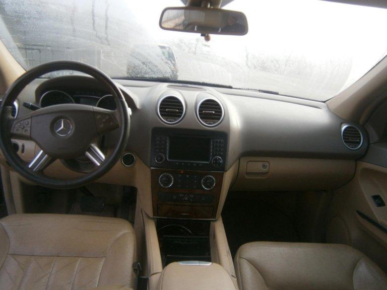 volante mercedes ml 320 del 2007 320 a diesel usata