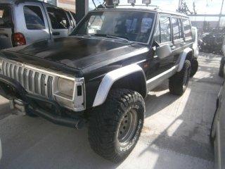 jeep cherokee del 1988 2.1 diesel usata anteriore