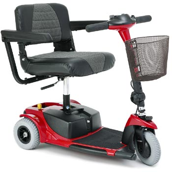 Pride gogo ultra mobility scooter, light weight, portable
