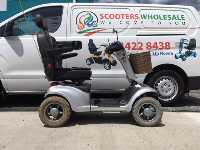 Shoprider Rocky 6 $950, Electric mobility scooter