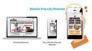 mobile converted website