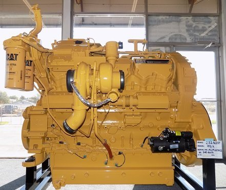 Caterpillar c32 engine for sale for CAT 992K