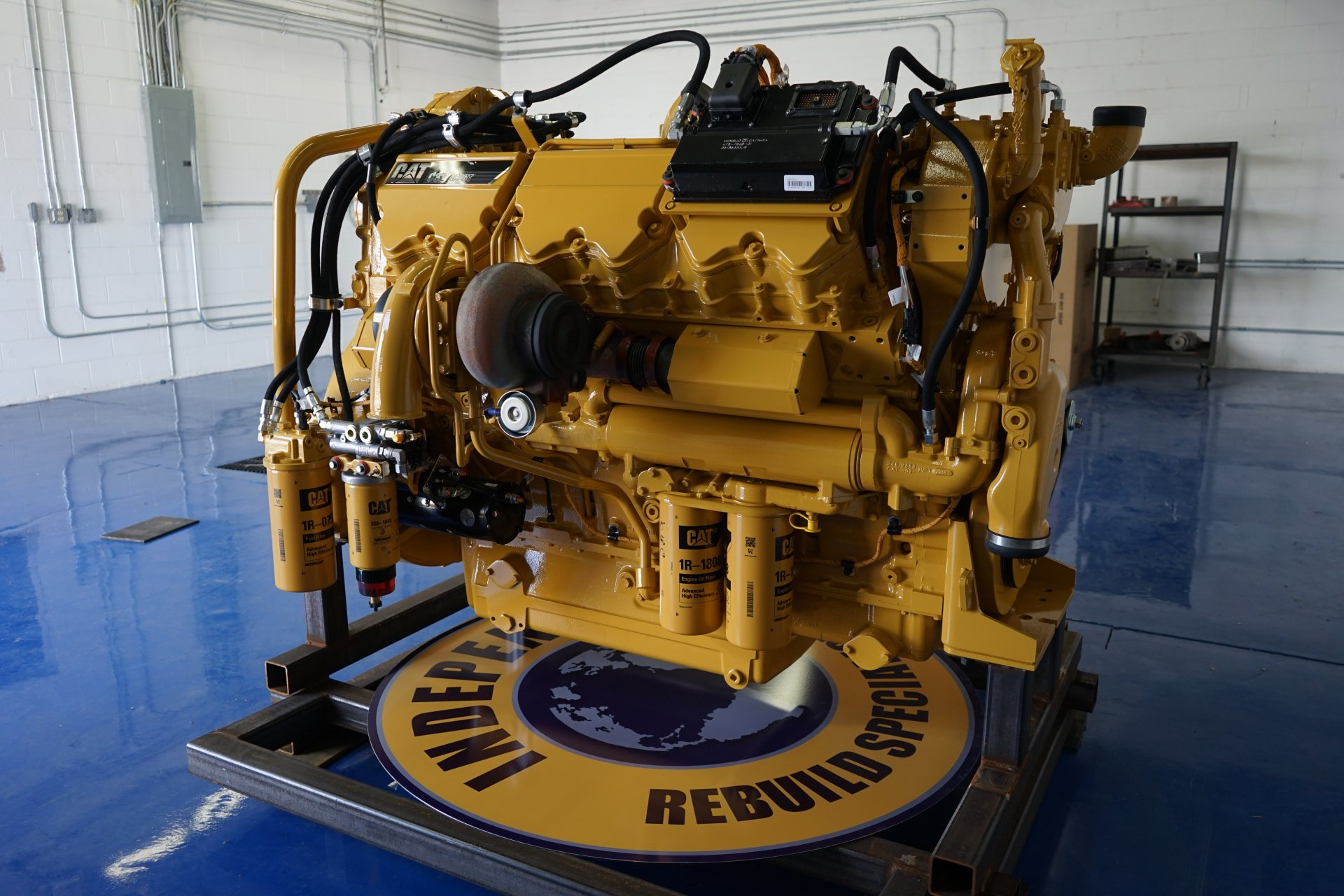 Cat Engines For Sale New And Rebuilt Caterpillar Motors 3306 Wiring Harness Construction Equipment Mining Worldwide