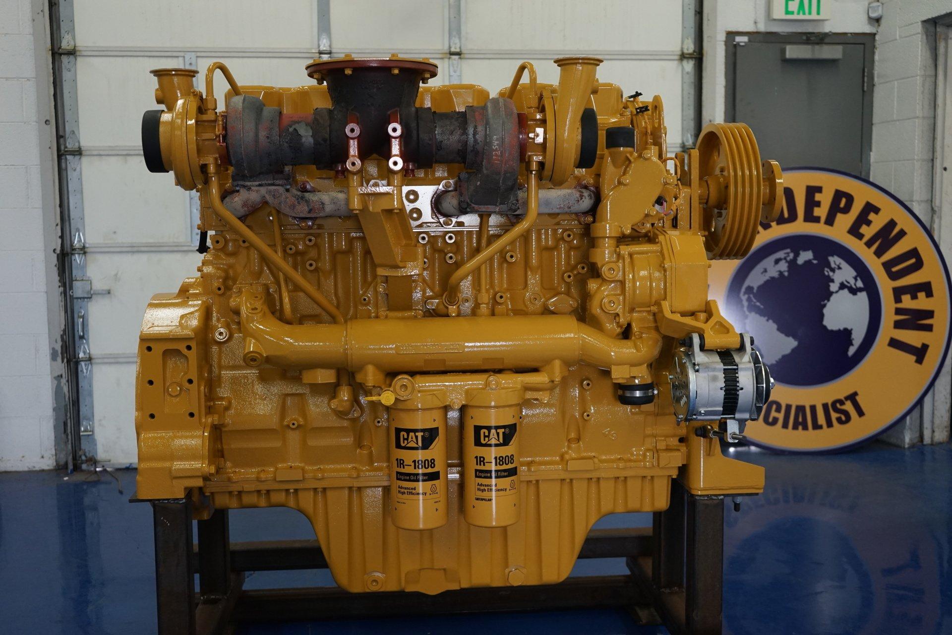 Cat Engines For Sale New And Rebuilt Caterpillar Motors 3516 Wiring Diagrams C18
