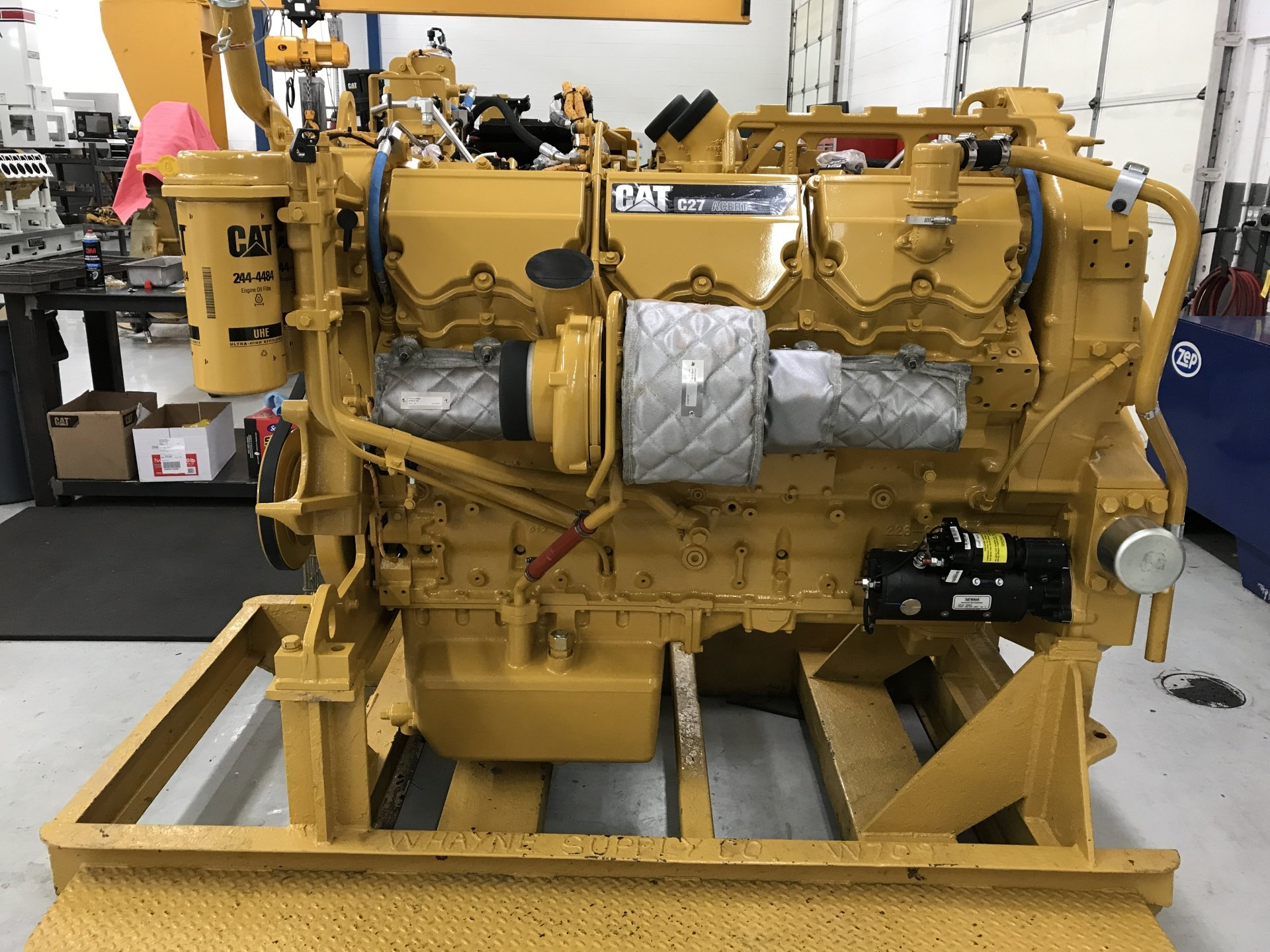 Cat Engines For Sale New And Rebuilt Caterpillar Motors 3306 Wiring Harness C27 Industrial