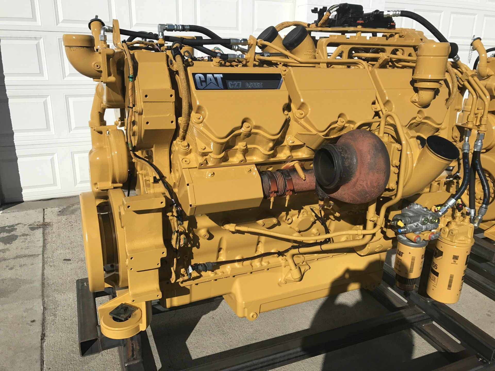 Cat Engines For Sale New And Rebuilt Caterpillar Motors 3306 Wiring Harness C27