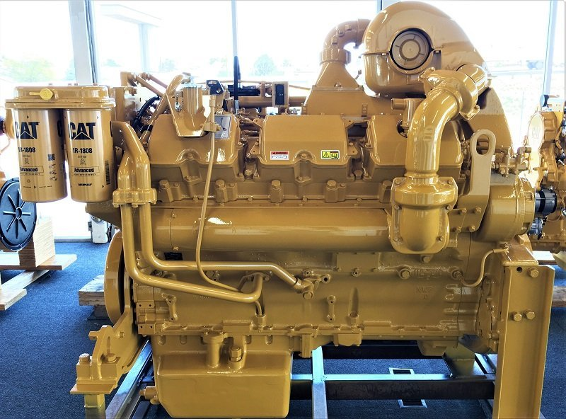 Caterpillar engines offer unmatched performance and reliability for mining equipment, construction equipment and more.