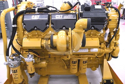 New CAT engines for construction equipment and mining equipment worldwide