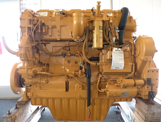 Caterpillar C15 For Sale | Industrial Engine