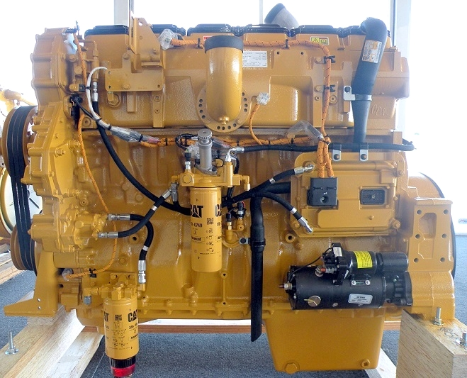 CAT C16 INDUSTRIAL ENGINE