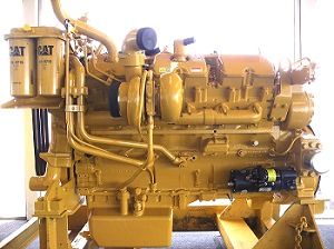 Caterpillar 3412E | New CAT 3412 engine / Fits to CAT D10R | Serial No. 80M / Arrangement 115-7641
