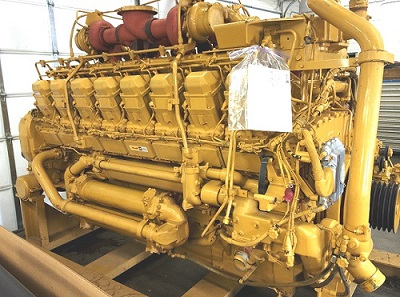 Caterpillar 3516 Diesel engine for CAT 789B