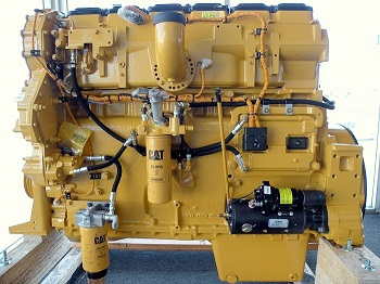 New Caterpillar C15 Diesel Engine | Industrial Engine