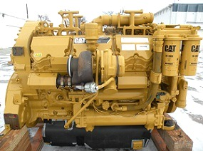 CAT C32 Engine For CAT 854K, 992K, 993K.