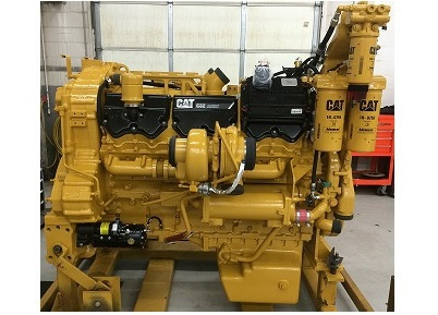 Caterpillar C32 Industrial Diesel Engine For Sale and Exchange Worldwide