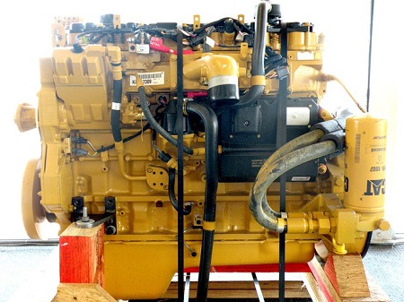 New C7 CAT Engine For Sale | Remanufactured - Rebuilt | Surplus