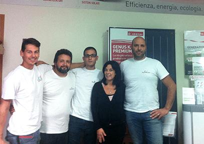 TermoService - Perugia - Lo staff