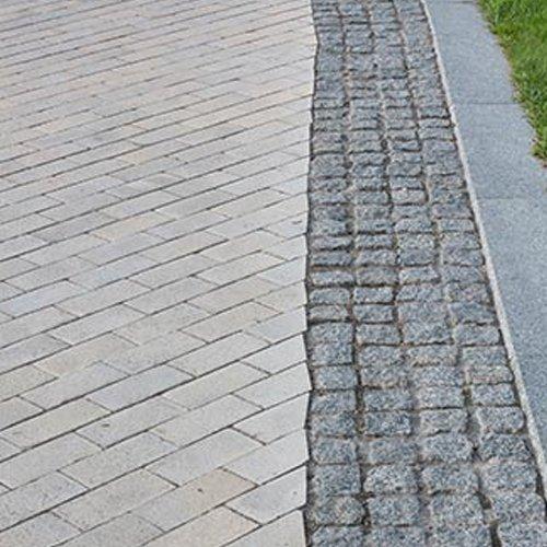 Pavimento esterno a Verona