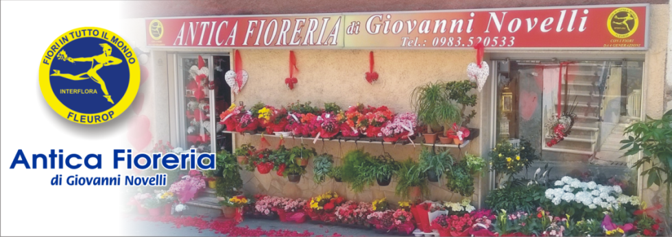 fioreria fiori freschi rossano