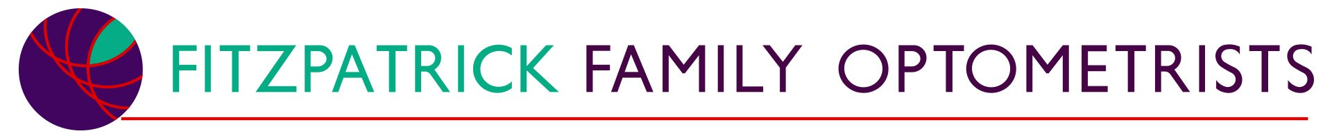 fitzpatrick family optometrists business logo new