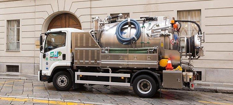 camion spurgo