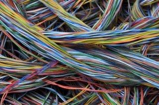 Materiali per impianti elettrici