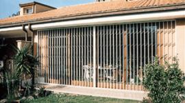 serramenti in alluminio, verande, persiane ad arco