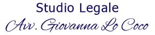 STUDIO LEGALE LO COCO AVV. GIOVANNA - LOGO