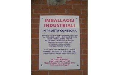 Novero Imballaggi industriali