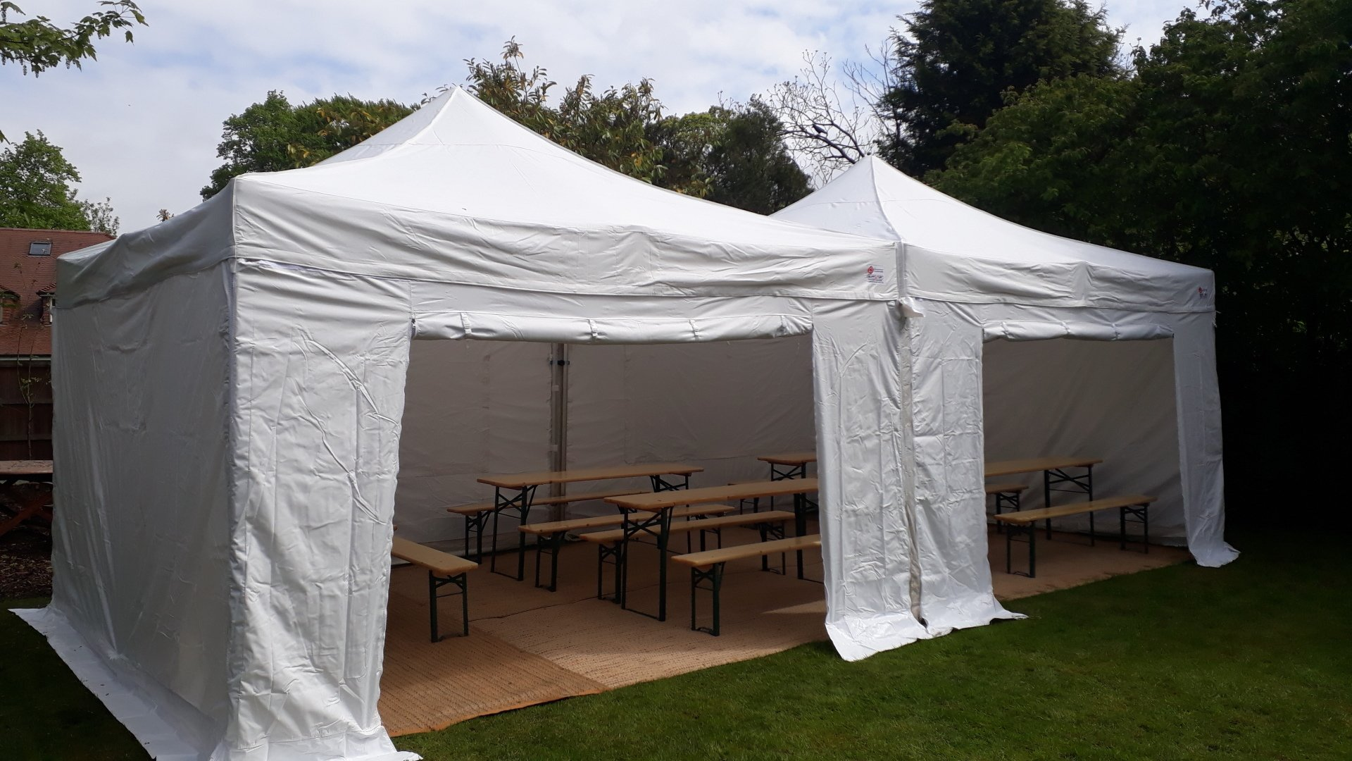 Marquee Hire Manchester And Gazebo Hire Manchester