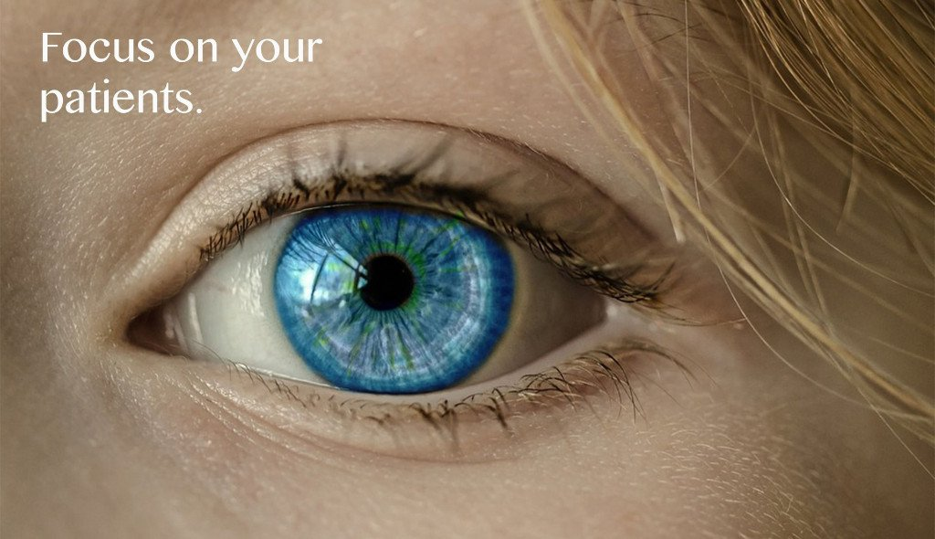 focus patients optometric billing manage health practice
