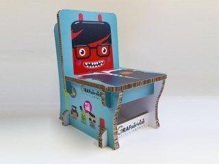 Sedie in cartone