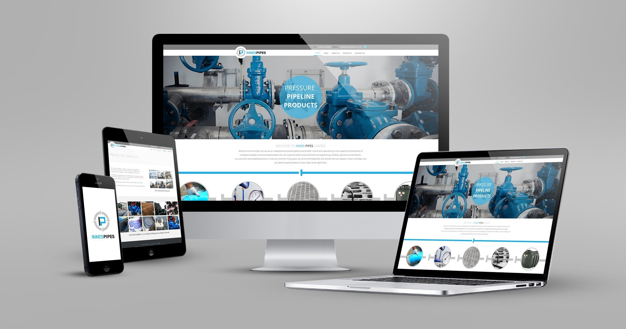 Website design, responsive design, mobile compatable