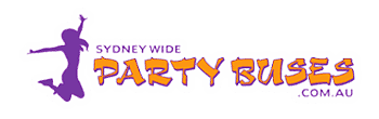 Sydney wide party buses logo