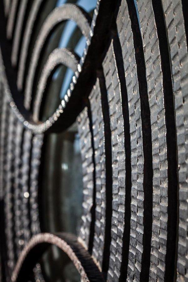 costruzioni in ferro sagomate