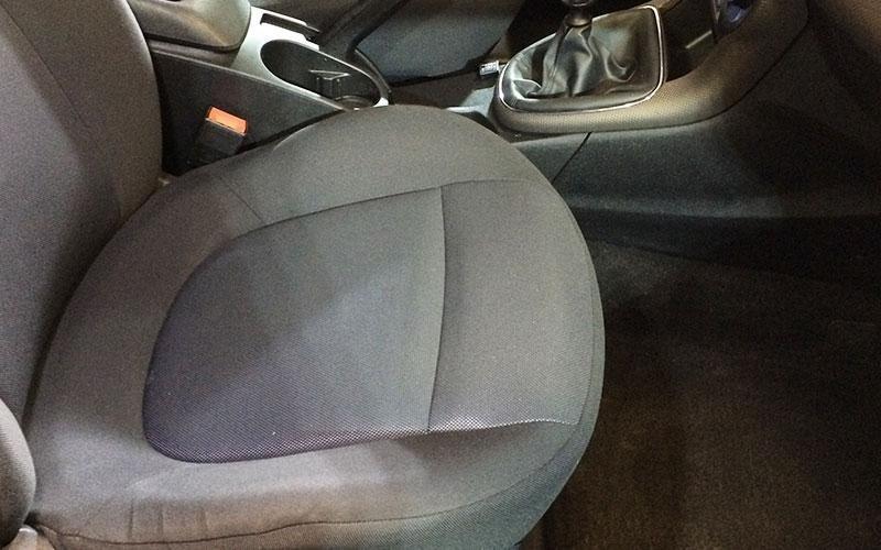pulizia interni auto