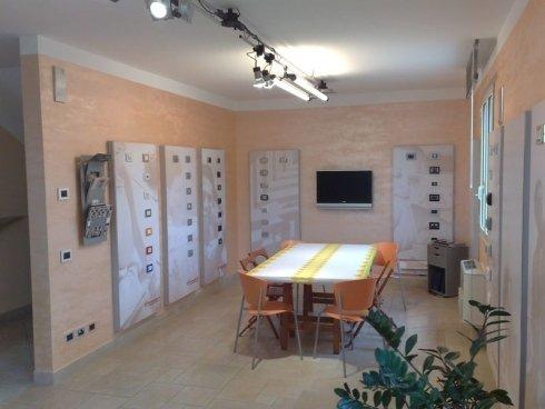 impianti luce, materiale elettrico, domotica