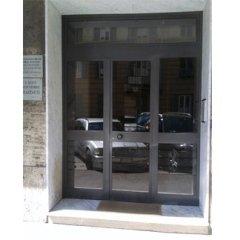 Portone Condominio Osam Zannoni La Spezia