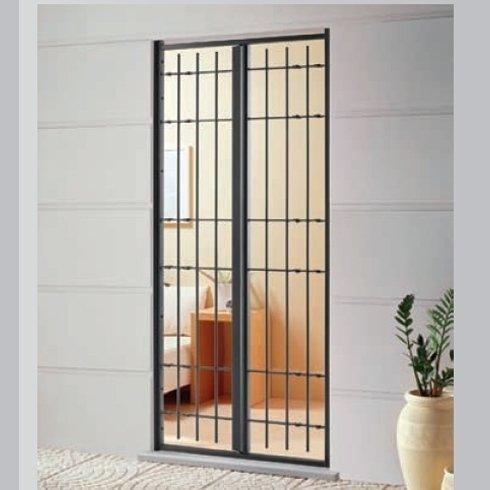 Vendita e installazione grate stila la spezia osam zannoni - Sistemi di sicurezza per porte e finestre ...
